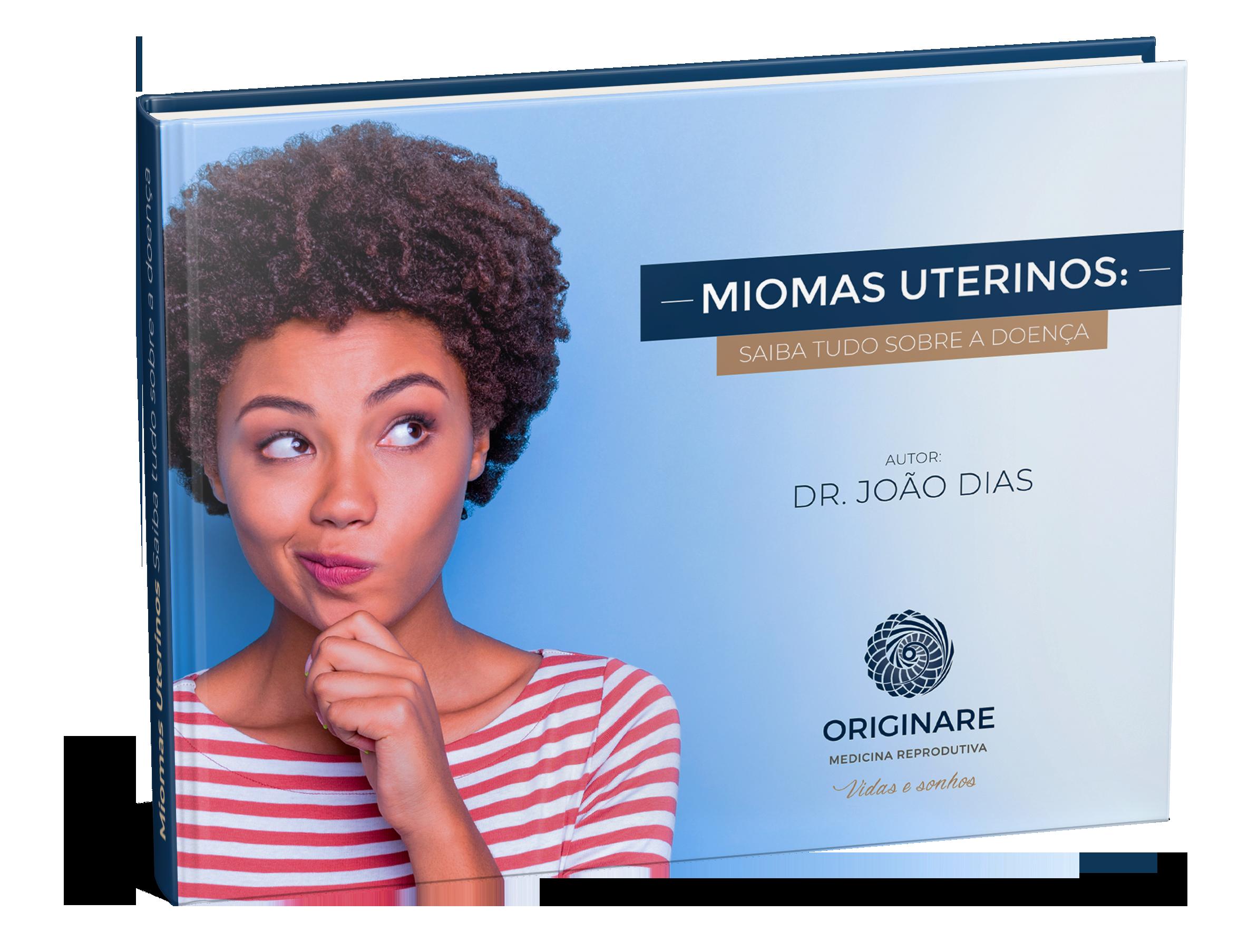 E-book | Miomas uterinos: saiba tudo sobre a doença